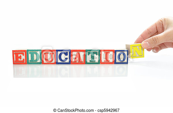 Education - csp5942967