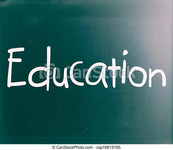 Education - csp16619165