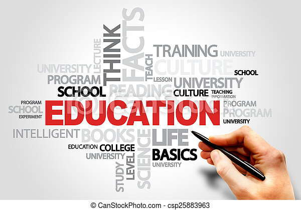 EDUCATION - csp25883963