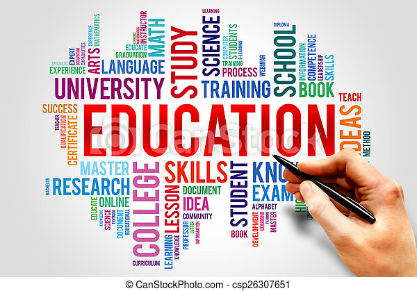 Education - csp26307651