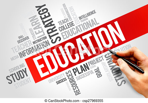 EDUCATION - csp27969355