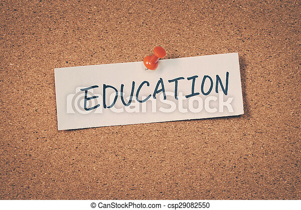 Education - csp29082550