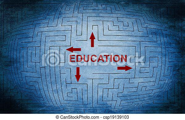 Education - csp19139103