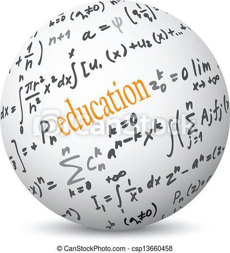 Educations Communication World - csp13660458