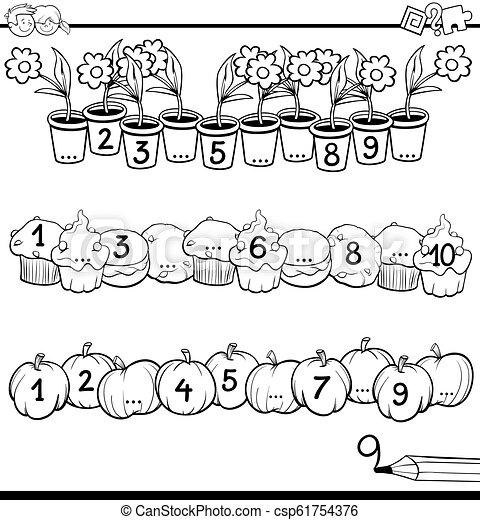El libro de cuentas de matemáticas - csp61754376