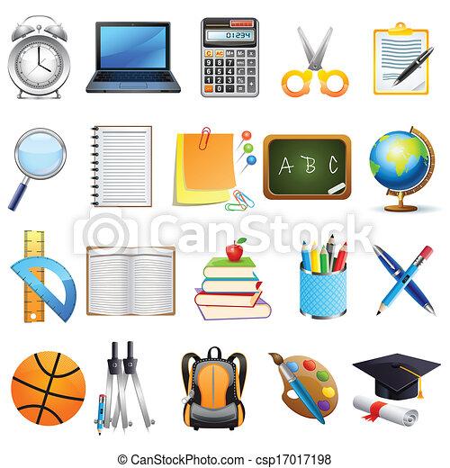 educazione, oggetto - csp17017198