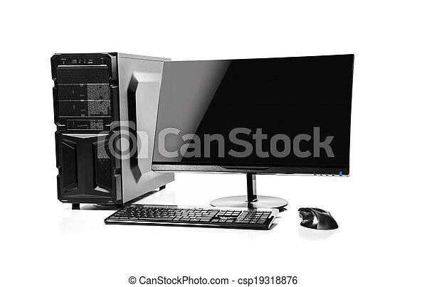 Computer - csp19318876