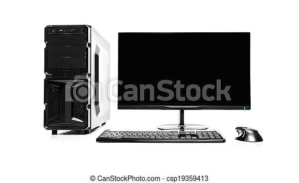 Computer - csp19359413