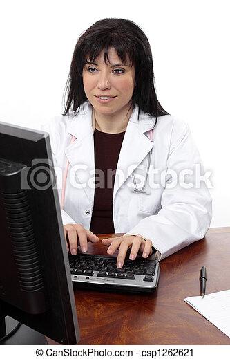 edv, doktor - csp1262621