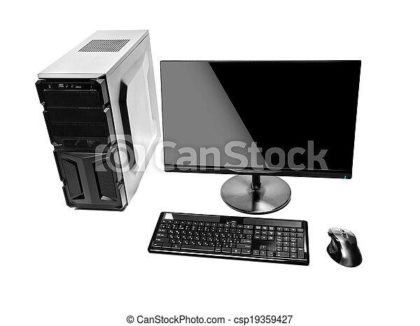 Computer - csp19359427