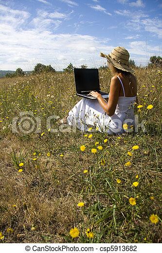 Computer - csp5913682