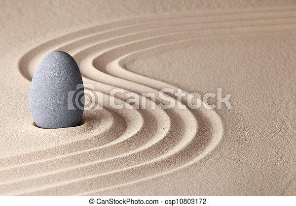 eenvoud, sereniteit - csp10803172