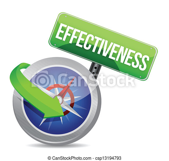 effectiveness Glossy Compass - csp13194793