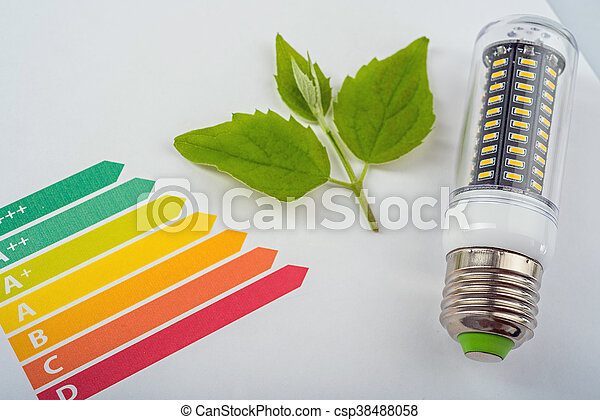 El concepto de eficiencia de energía - csp38488058