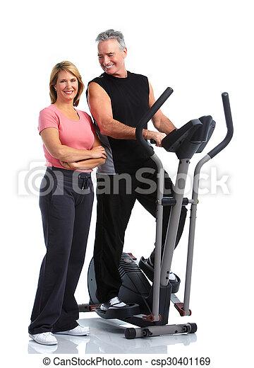 egészséges, párosít., öregedő, állóképesség - csp30401169