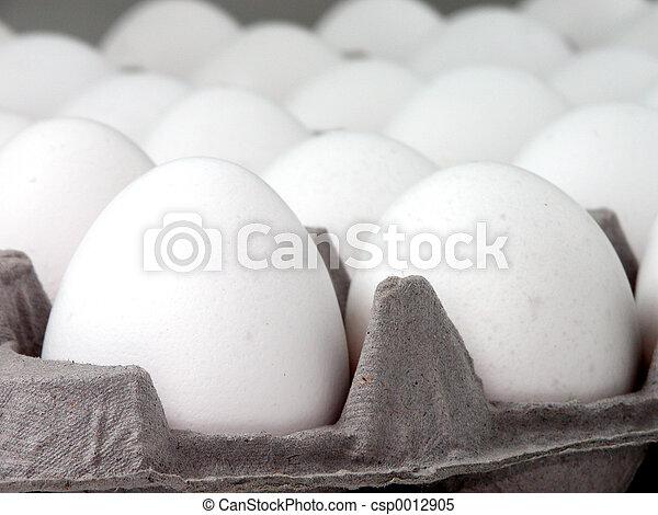 Egg Carton - csp0012905