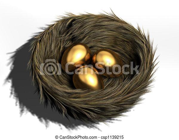 Line Drawing Nest : Empty bird nest stock photos images alamy