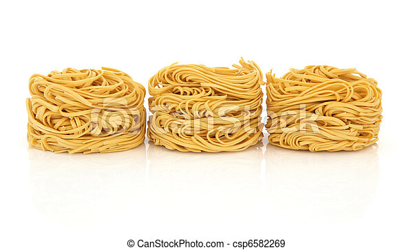 Egg Noodles - csp6582269
