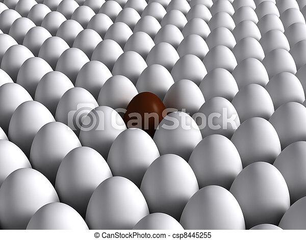 Egg - csp8445255