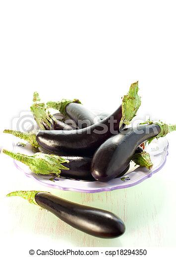 eggplant - csp18294350
