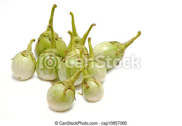 eggplants  - csp10857080