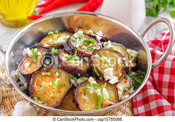 Eggplants - csp15785088