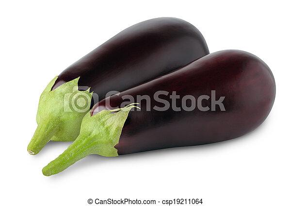 Eggplants - csp19211064