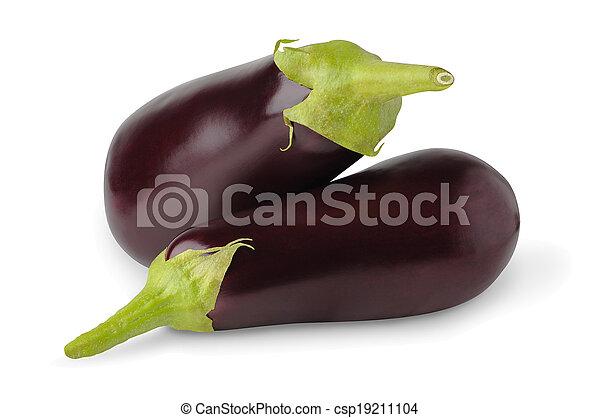 Eggplants - csp19211104