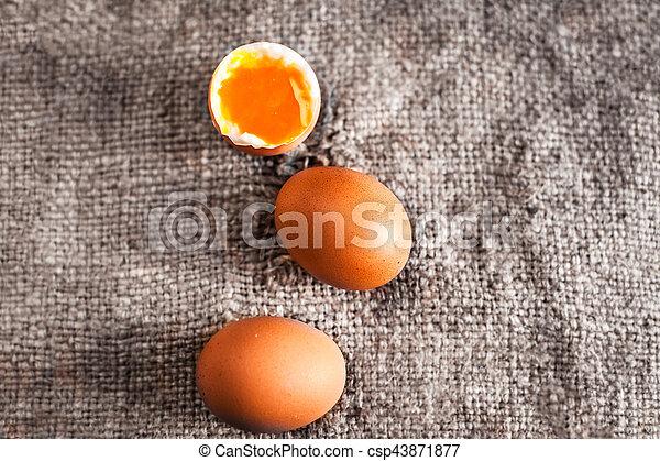 Eggs - csp43871877
