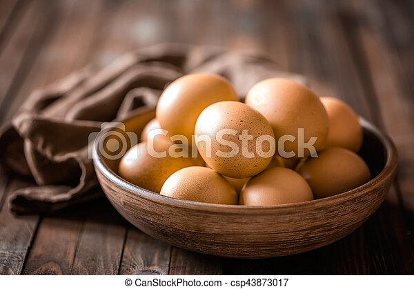 eggs - csp43873017