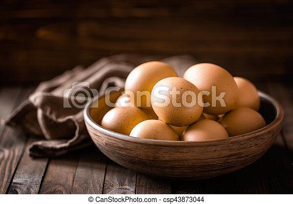 eggs - csp43873044
