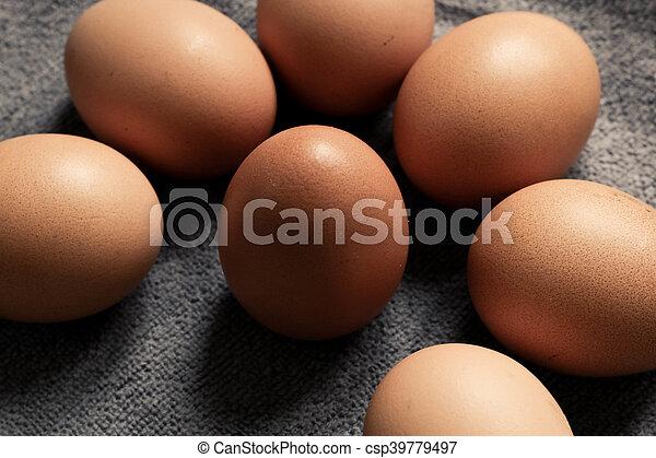 Eggs - csp39779497