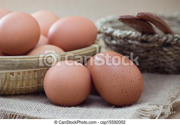 Eggs - csp15592002