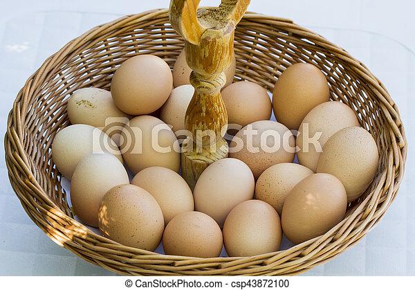 eggs - csp43872100