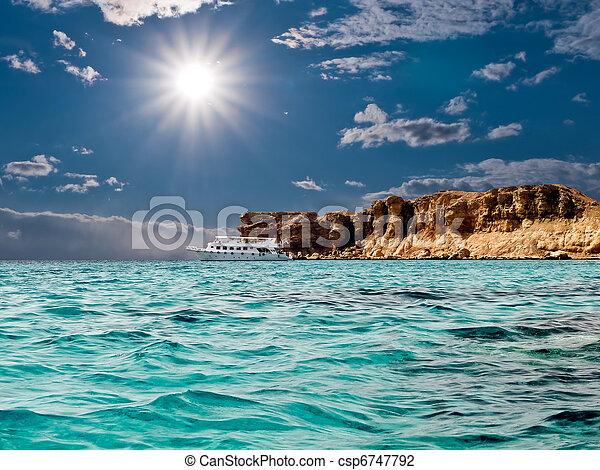 Vacaciones en Egipto - csp6747792