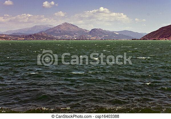 Egirdir lake - csp16403388