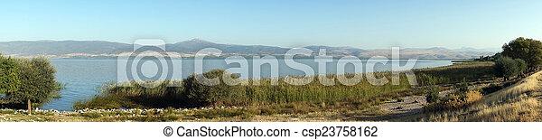 Egirdir lake - csp23758162
