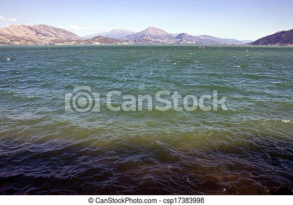 Egirdir lake - csp17383998