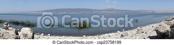 Egirdir lake - csp23758199