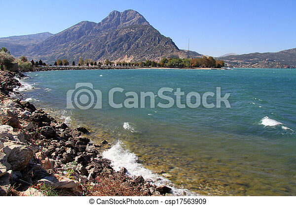 Egirdir lake - csp17563909