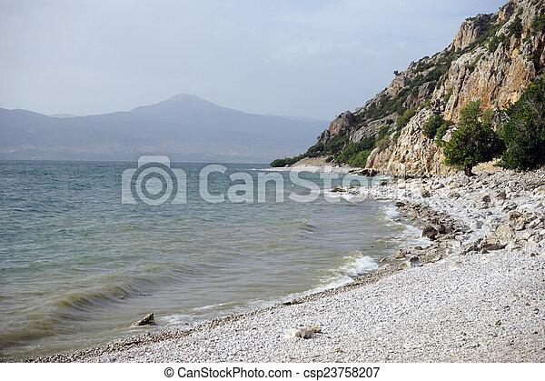 Egirdir lake - csp23758207