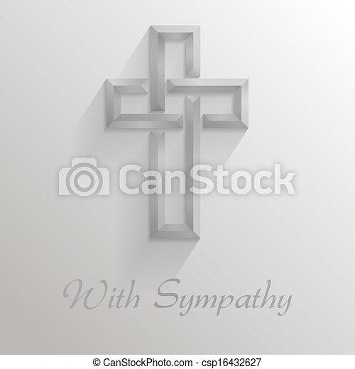 együttérzés, kártya - csp16432627
