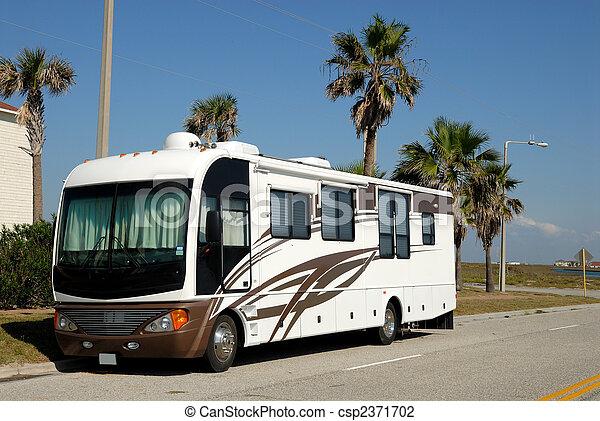 egyesült, szórakozási, déli, egyesült államok, jármű, texas - csp2371702