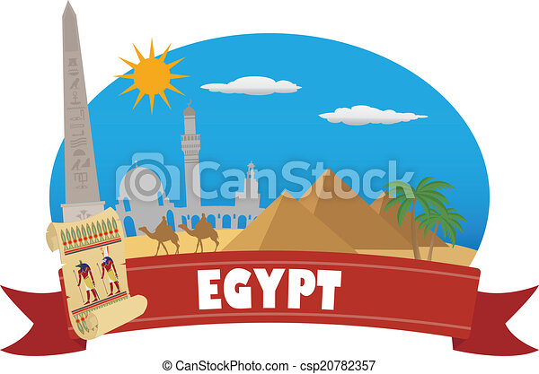 Egypt. Tourism and travel - csp20782357