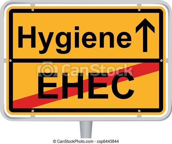 EHEC / Hygiene - csp6443844