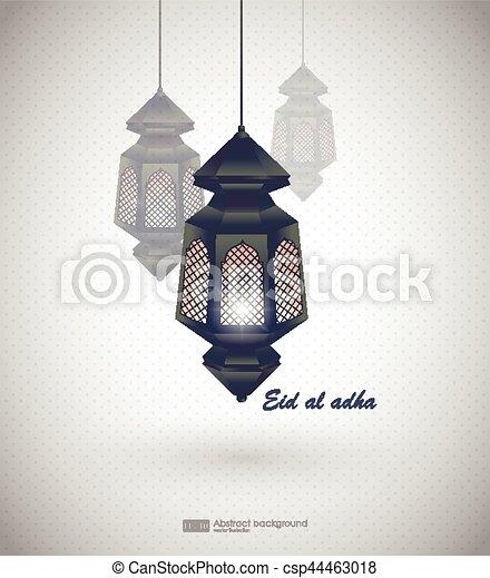 Eid al adha greeting card template on eid al fitr muslim vector eid al adha greeting card template on eid al fitr muslim religious holiday with m4hsunfo