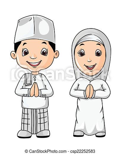 Eid Mubarak - csp22252583