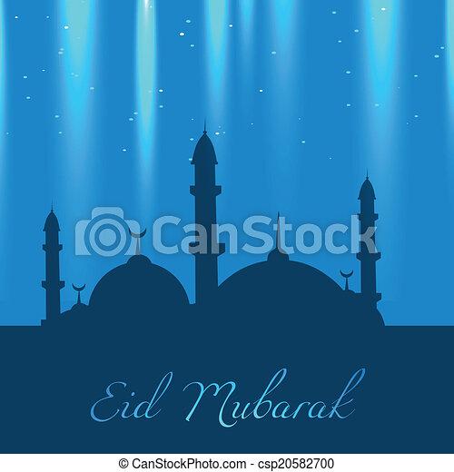 Trasfondo de Eid - csp20582700