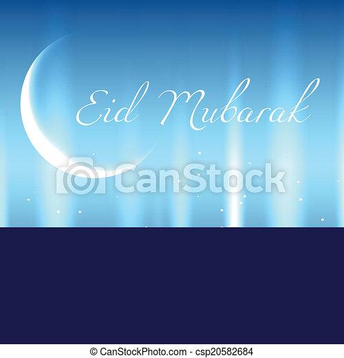 Trasfondo de Eid - csp20582684
