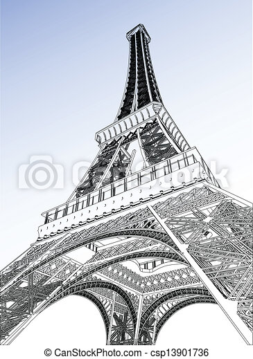 Eiffel tower vector illustration vectors search clip art eiffel tower vector illustration thecheapjerseys Image collections